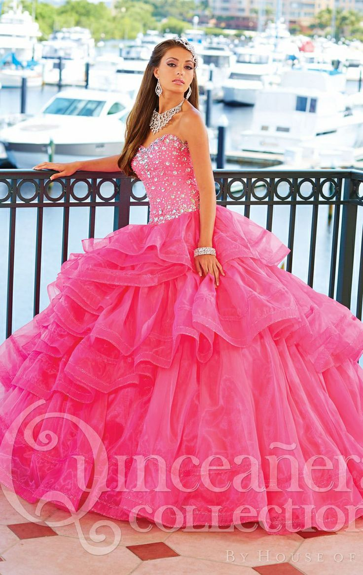 222 best 15 Dress images on Pinterest | 15 anos dresses, Ballroom ...