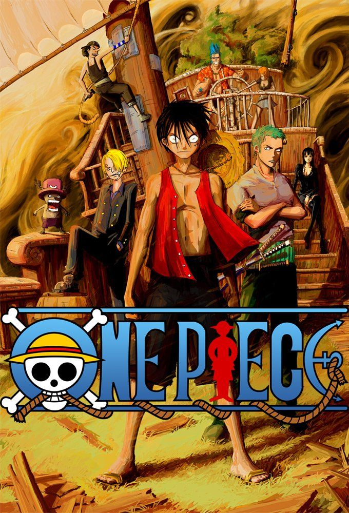 Watch One Piece episodes online english subtitles/dubbed