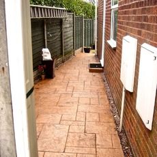 Royal Ashlar - patio - Newcastle Under Lyme