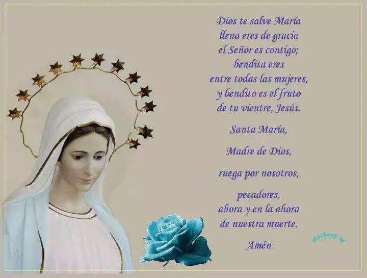 Dios te salve María