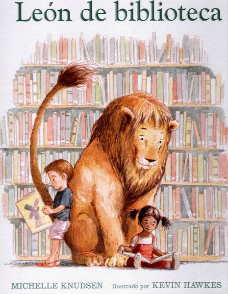 """Primeros Lectores: de 6 a 8 años. Cuando el Sr. Mosquera ve a un enorme y peludo león entrar en la biblioteca, corre a buscar a la Srta. Plácida. """"¿Está rompiendo alguna regla?"""" Pregunta la bibliotecaria. Esta es la historia de un verdadero león de biblioteca, silencioso y siempre puntual a la hora del cuento. Hasta que un sorpresivo accidente lo hará rugir y correr, y finalmente romper todas las reglas."""