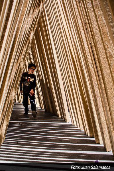 Pabellón RecoVeco | Facultad de Arquitectura y Diseño
