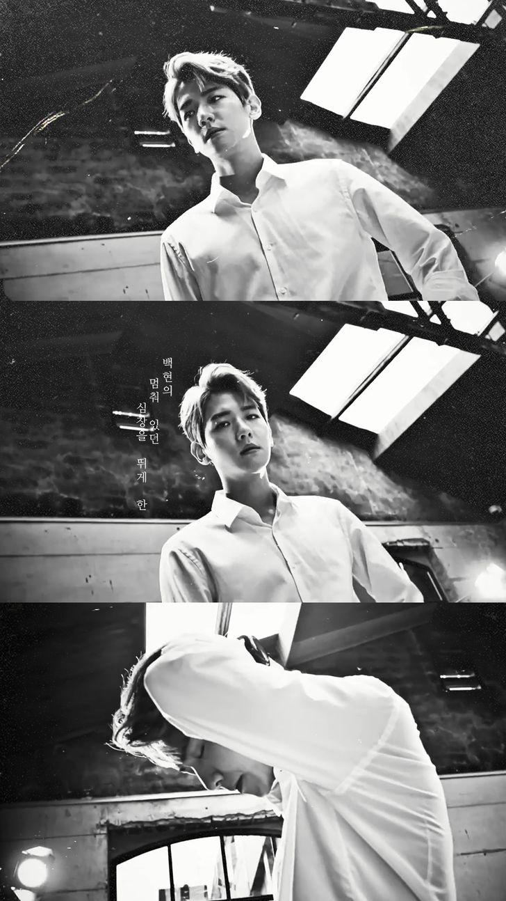 [EDIT] 08.05.17 Baekhyun no ensaio fotográfico para a revista InStyle em parceria com a marca de relógios Mont Blanc. - Album on Imgur