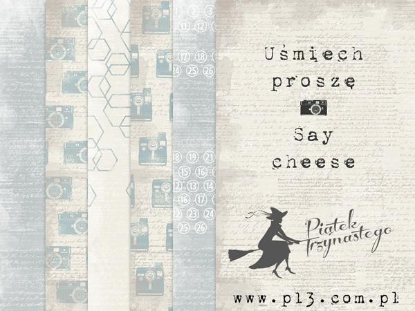 Uśmiech proszę / Say cheese