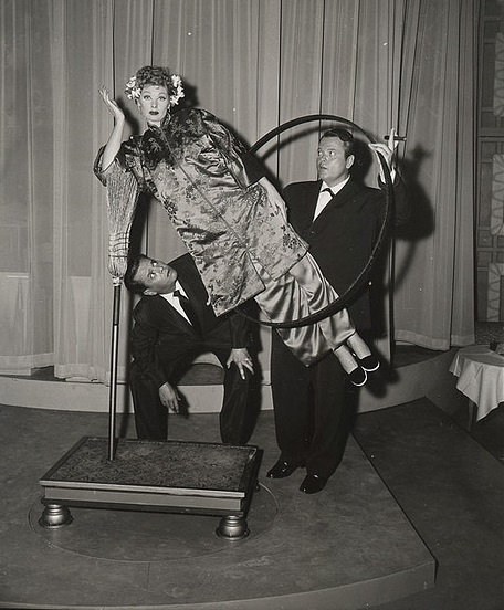 158 best images about orson welles on pinterest merv for How tall was lucille ball and desi arnaz