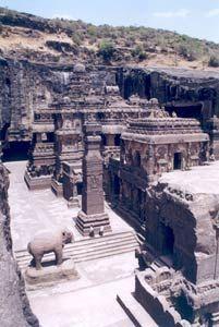 Wonders of #AncientIndia: Archaeological Survey of India (ASI) Pg on #Ellora Caves, Maharashtra, UNESCO World Heritage Site.