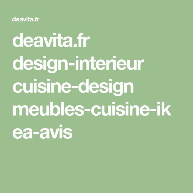 40 best creation cuisine images on Pinterest Laundry room storage - meuble cuisine porte coulissante ikea