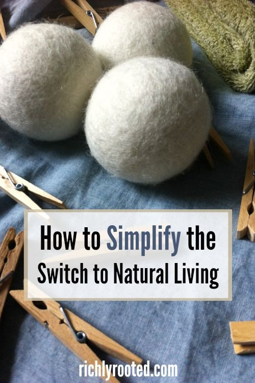 Do you want to adopt a more natural lifestyle, but feel it's too expensive + overwhelming to get started? Here's a solution that will solve both problems!
