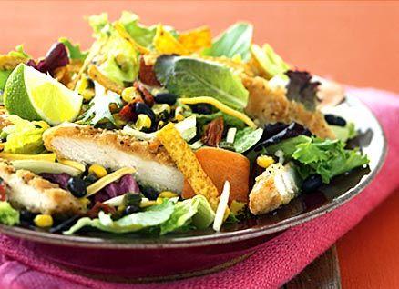 7 Healthy Salads on the Go!