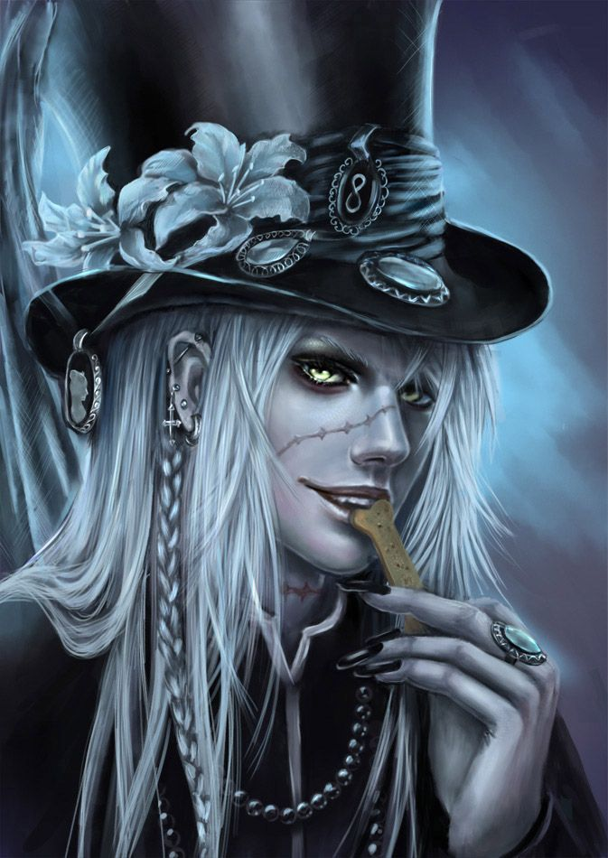 Black Butler.Undertaker by AksaArt.deviantart.com on @deviantART