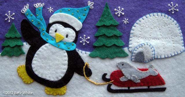 Betz White December 2012 Newsletter -