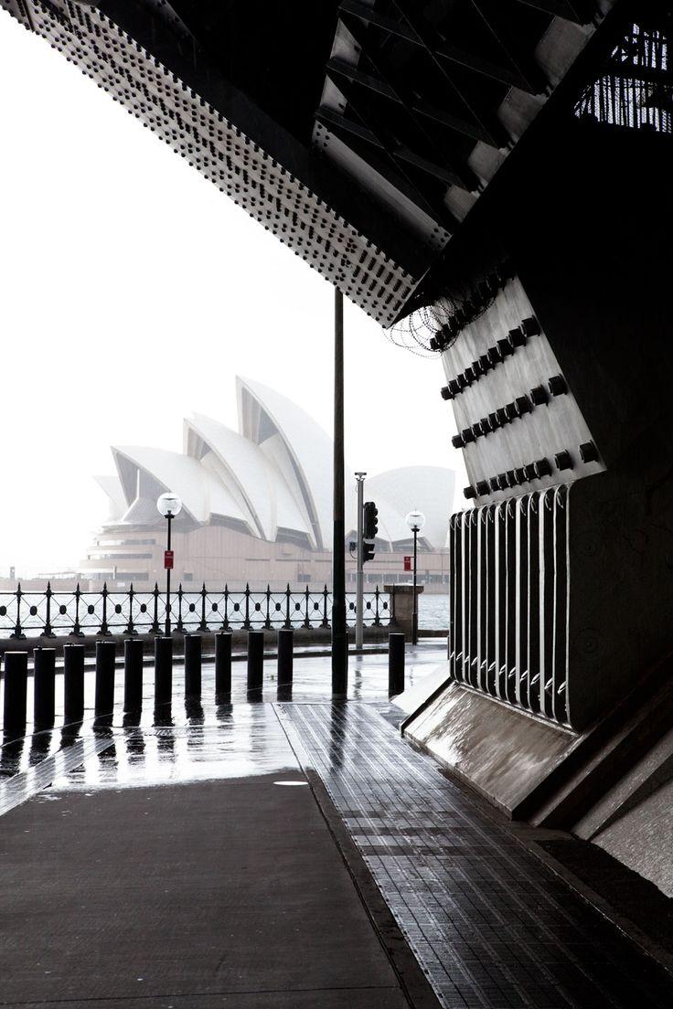 Sydney Opera House; Magnus Omme Blog