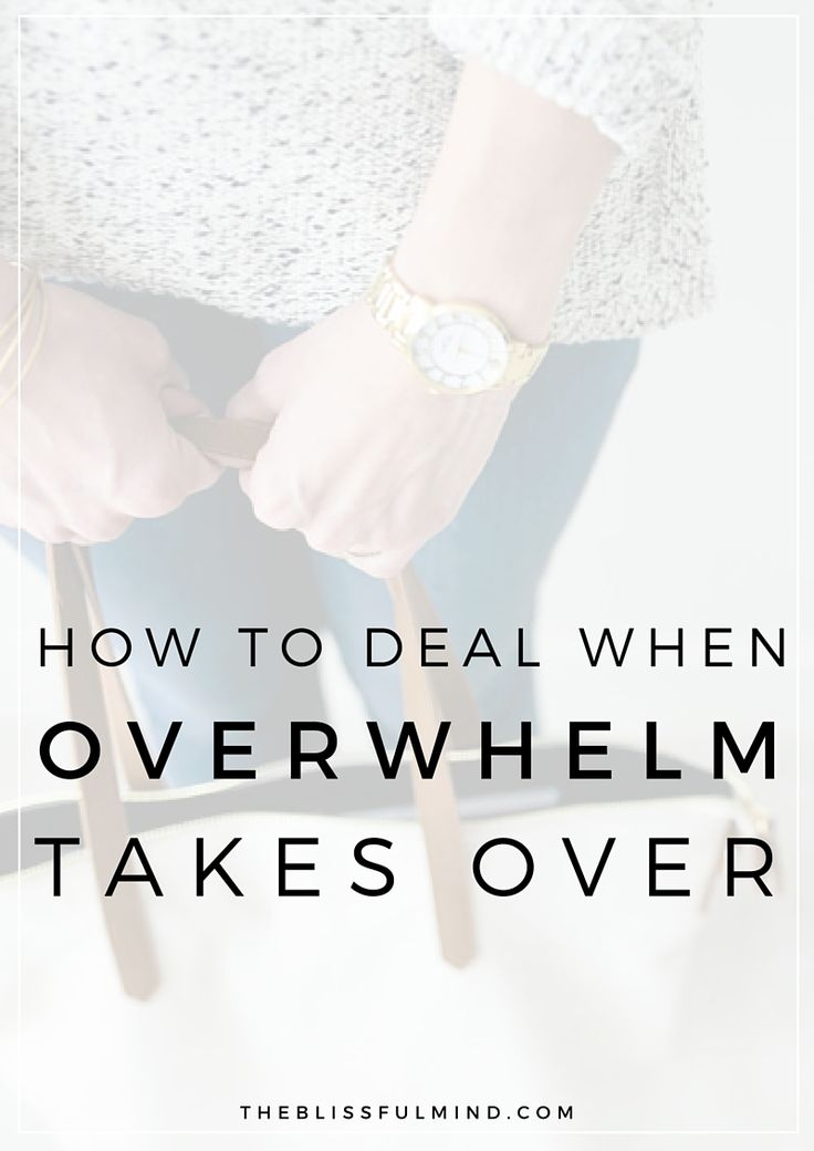 If you're feeling totally overwhelmed with your to-do list, here are 5 tips to keep you sane!