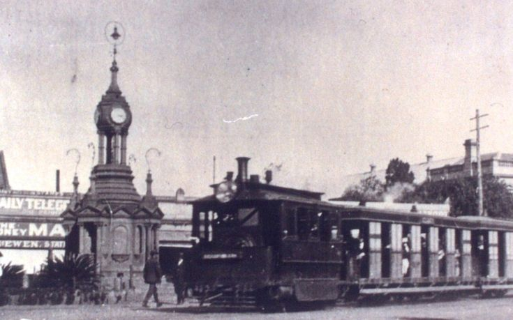 Early Film Footage of Church Street, Parramatta