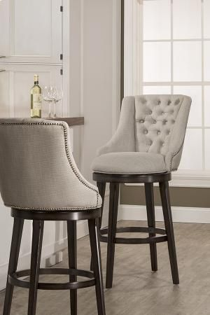 5993830 in by Hillsdale Furniture in Sumiton AL - Halbrooke Swivel Bar Stool : comfortable bar stools for kitchen - islam-shia.org