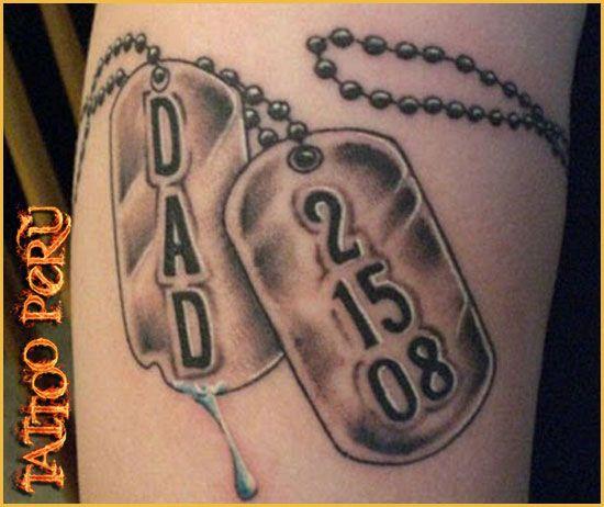 tattoo numero - Buscar con Google