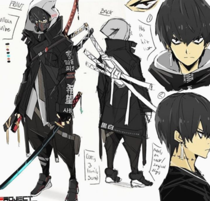 Anime Sketch Character Design Concept Art Bokunoheroacademiacosplay Anime Manga Villain Character Anime Character Design Fantasy Character Design