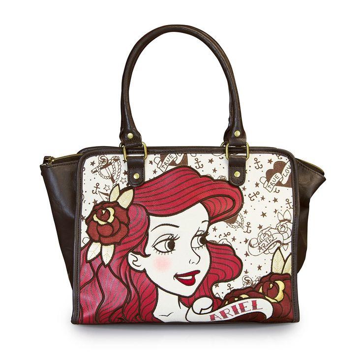 Ariel True Love Tote - Disney Bags