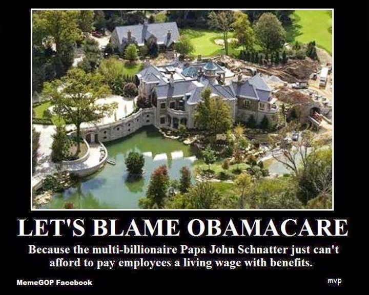 Letu0027s Blame ObamaCare