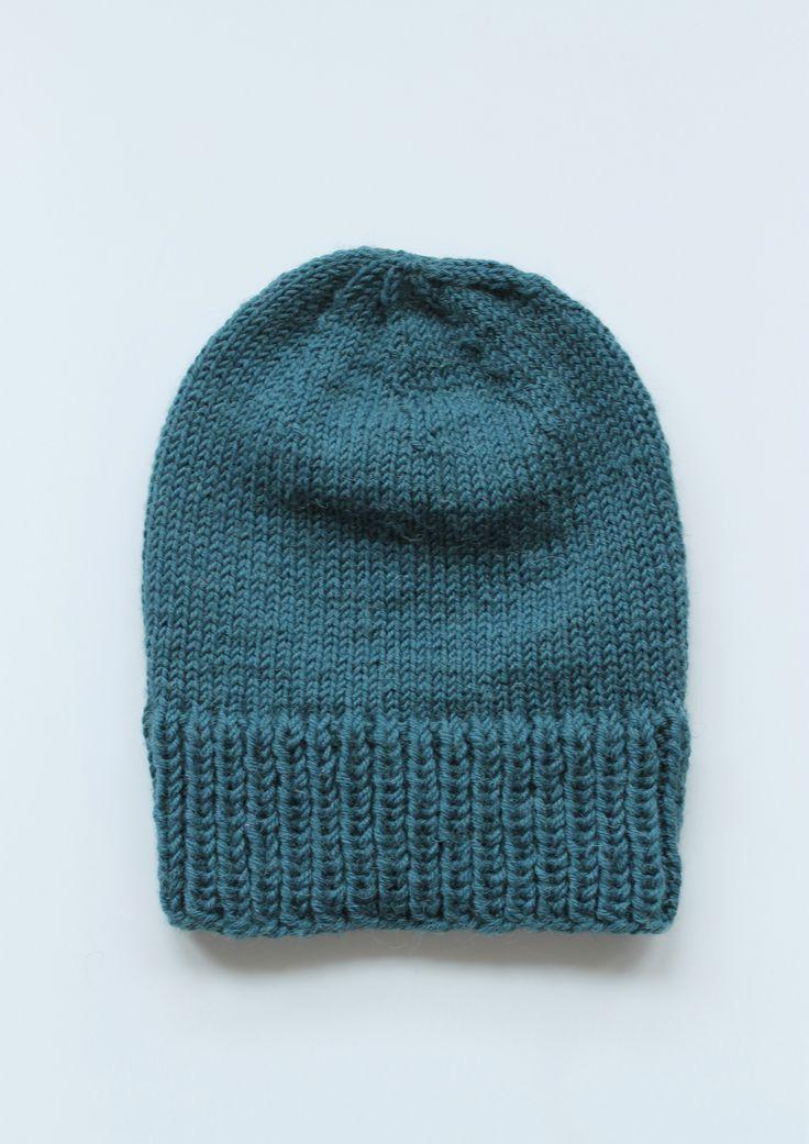 Joustinreunainen peruspipo Novita 7 Veljestä | Novita knits