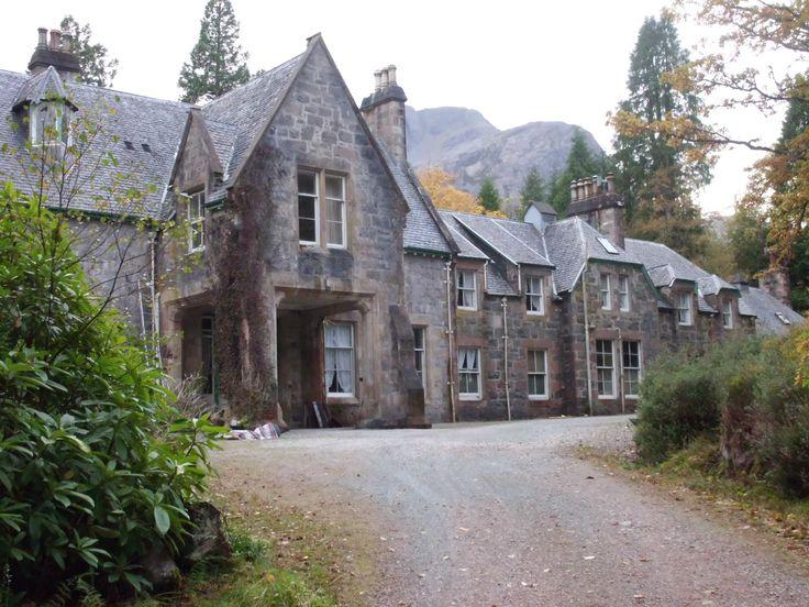 Villa in den Highlands