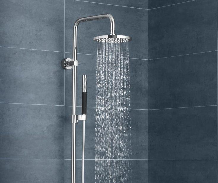 Quel carrelage choisir pour agrandir une salle de bains - Quel couleur pour une salle de bain ...