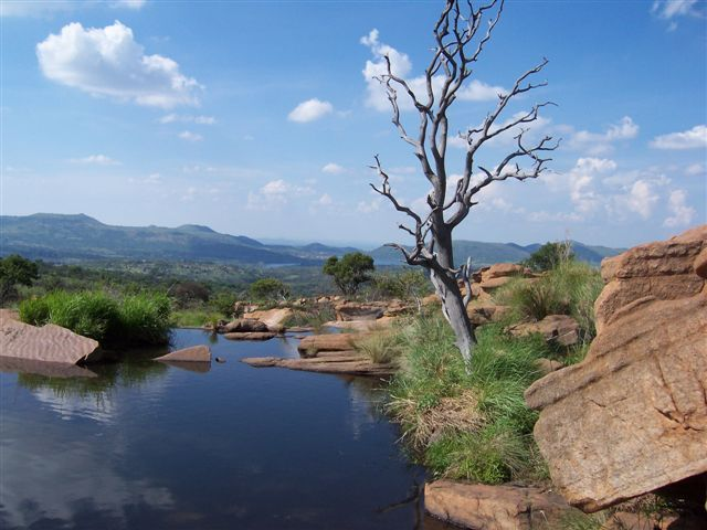 Picknic at Mountain Sanctuary Park in Gauteng