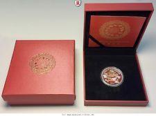 RITTER Laos, 1000 Kip 2012, Jahr des Drachen, PP #coins