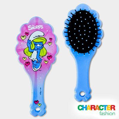 #CharacterFashion Smurfette Hair Brush