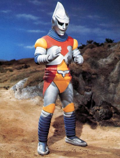 Jet Jaguar - A Godzilla one-off who was actually pretty cool.