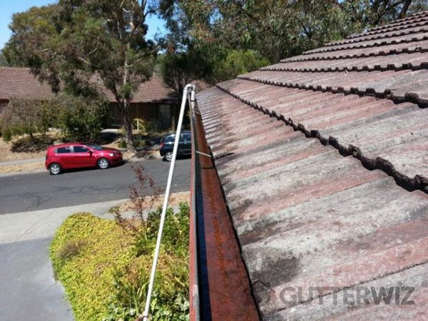 Our staffs bring all the tools required and complete our Gutter cleaning and other cleaning service in Melbourne and Mornington.