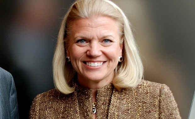 Ginni Rometty, IBM's Chairman, CEO, and President, ranks #2 on Fortune's 50 Most Powerful Women in Business.