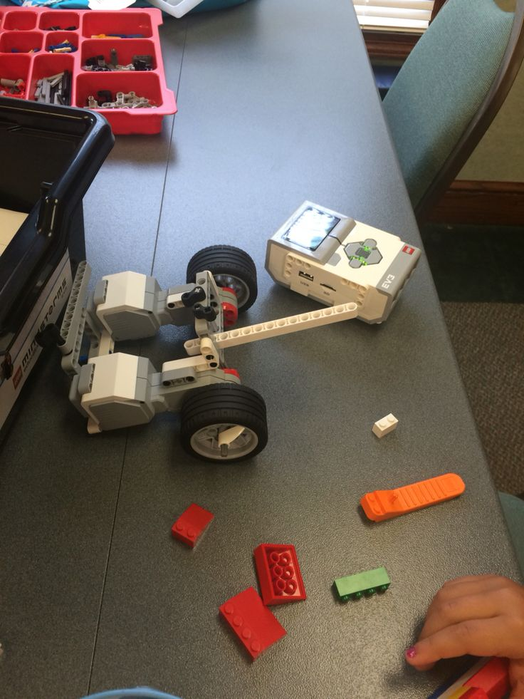 Food Truck - Lego Olympics : Cridersville Library :)