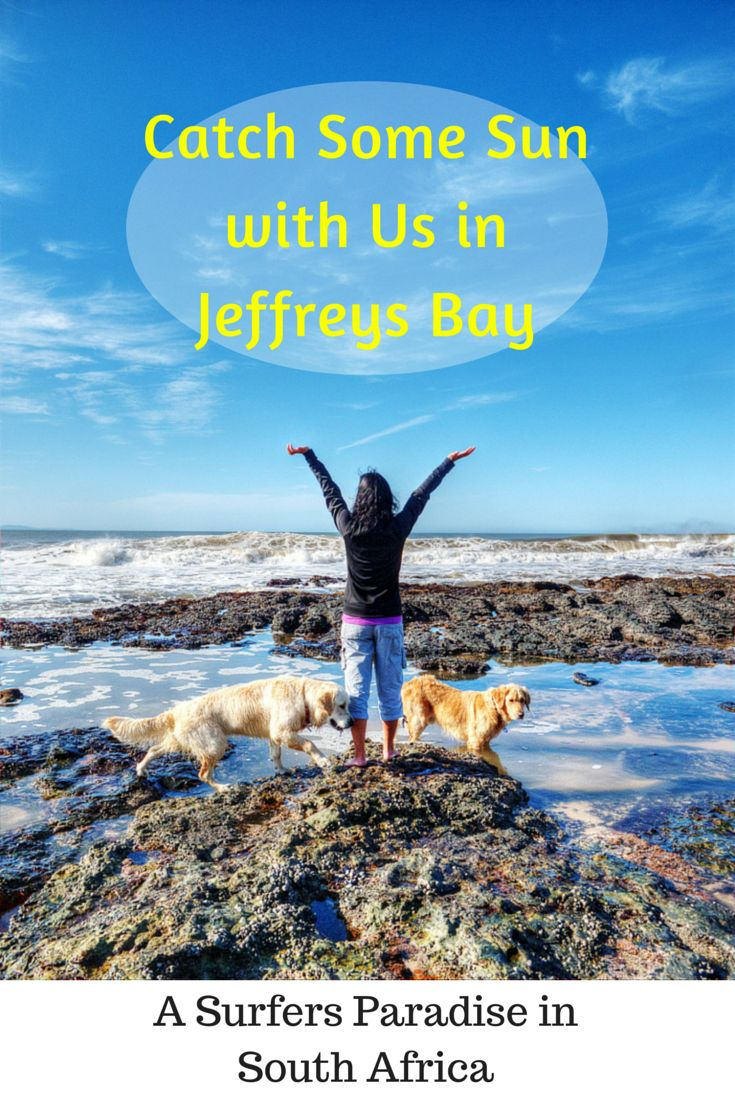 Join us in Jeffreys Bay, South Africa for some sun, fun and surf.