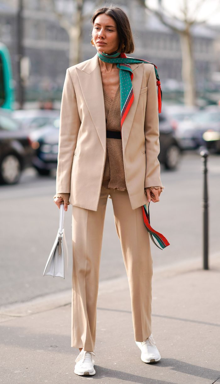 We Try Before You Buy: 9 of the Best Trouser Suits | Примеры