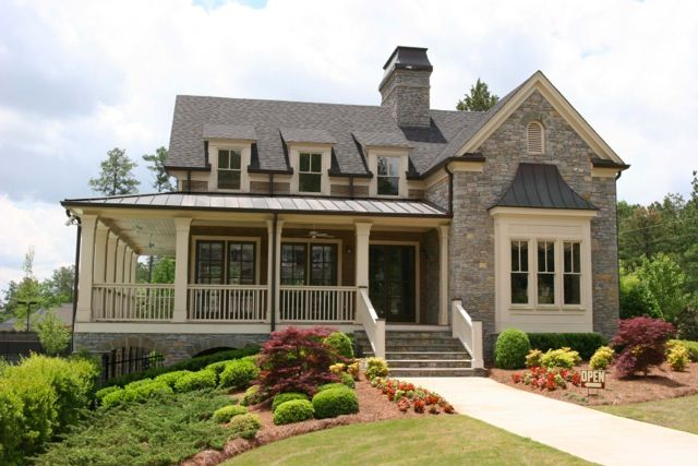 Caldwell-Cline Architects and Designers....Stone Mill Creek, Dallas GA
