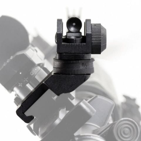 B-Tac 45 Degree Back Up Iron Sights