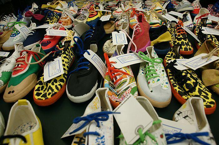 Exhibit of Startas Shoes in Zagreb