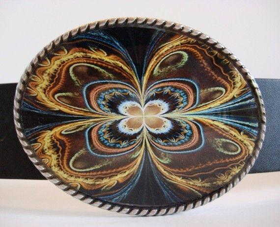 Womens Belt Buckle  Venus Butterfly by MnMTreasures on Etsy, $20.00