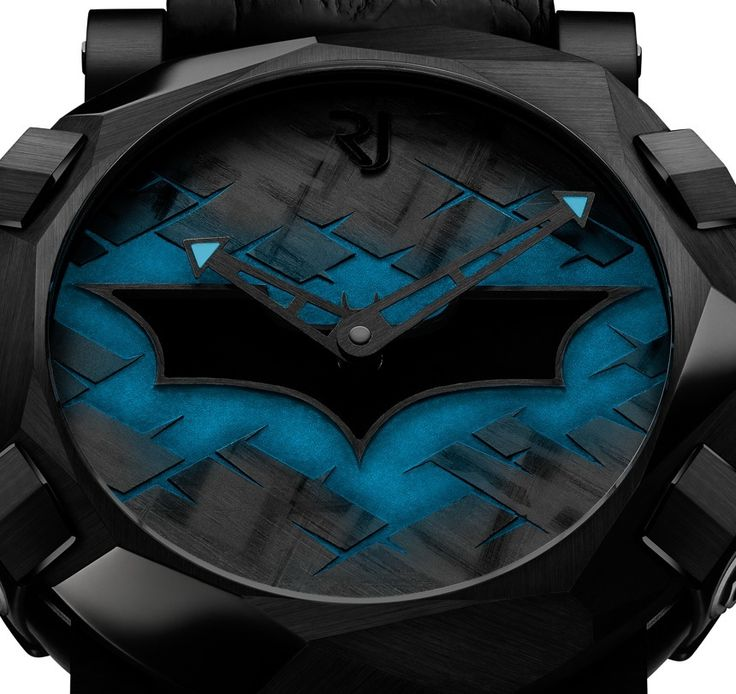 Romain Jerome Batman-DNA Watch Debut Watch Releases