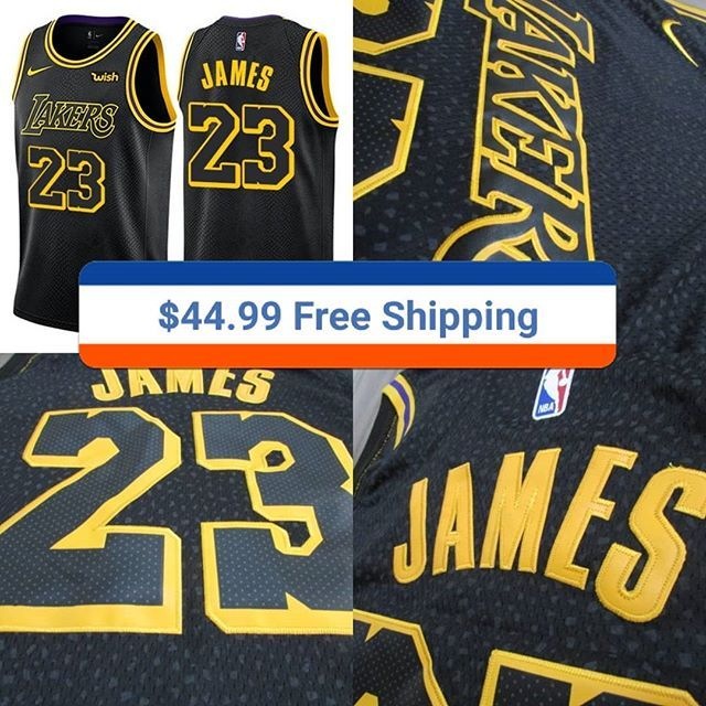 king james jersey for sale