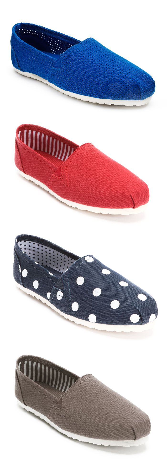 Slip-on comfort without skimping on style. #Kohls