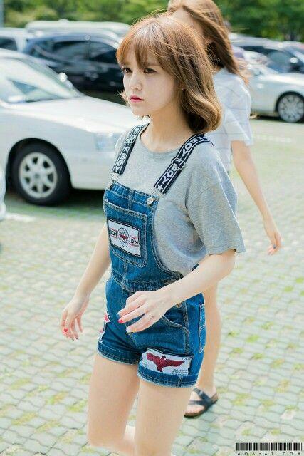 Aoa Jimin cute fashion