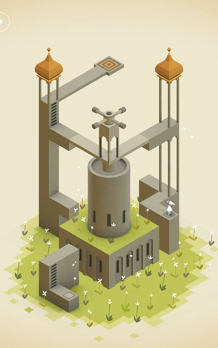 3 | This Video Game Inspired By M.C. Escher Is Interactive Puzzle And Straight Up Artwork | Co.Create | creativity + culture + commerce