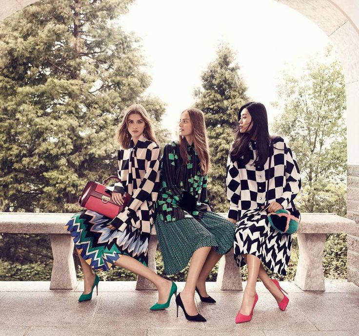 Introducing The Ferragamo Fall Winter 2016 Campaign Photographed By Craig Mcdean And Featuring