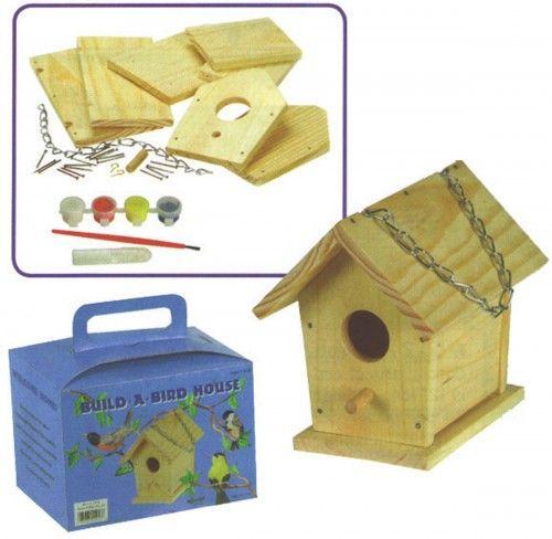 Build-A-Bird-House Box