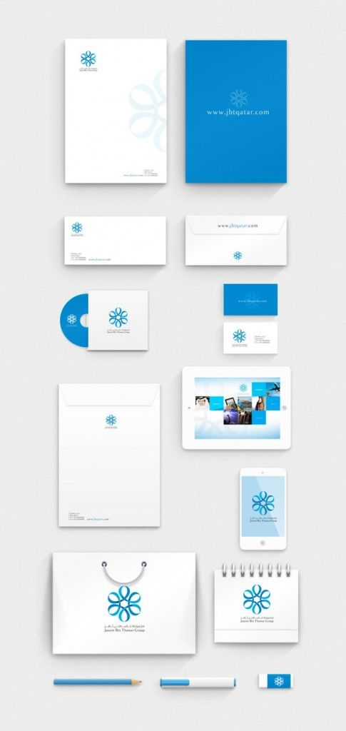 Logo Design & Branding - Kop Surat Desain Elegan