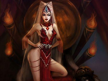 Fantasy women 39 pinterest fantasy women fantasy wallpaper id 1489755 desktop nexus abstract voltagebd Images