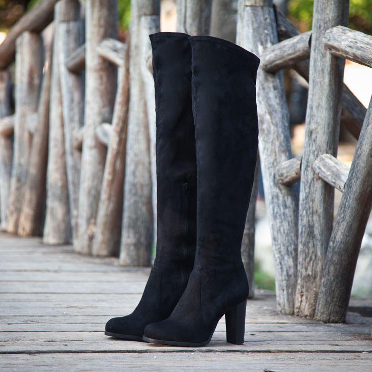 SANTE Over the Knee Boots #santeXMAS #followSANTE #shopSANTE