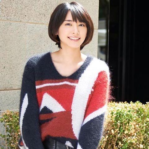 #ガッキー #新垣結衣 #ファッション #旅色 #雑誌
